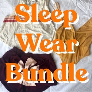 SLEEPWEAR BUNDLE 😴 🌟🌙
